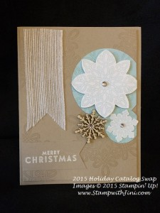Flurry of Wishes SC Holiday Catalog Swap 2015