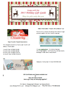 Holiday Gift Guide pdf image