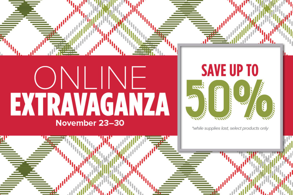 Online Extravaganza banner image