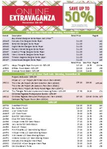 Online Extravaganza pdf image