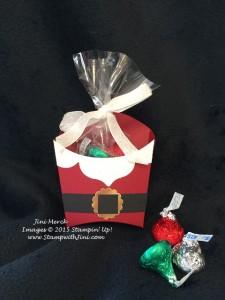 Santa Fry Box