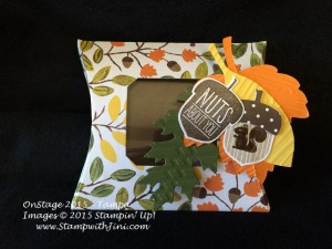 Square Pillow Box Thinlits Die OnStage 2015 Swap (2)