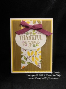 Thankful Forest Friends Holiday Catalog Swap 2015 (2)