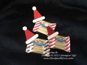 Christmas Party Santa Hat group