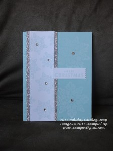 Flurry of Wishes SC 2015 Holiday Catalog swap