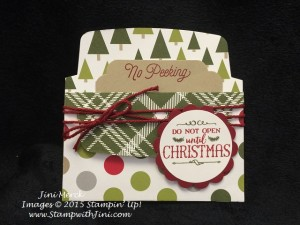 Oh What Fun Gift Card Holder (1)