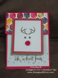 Wonderland Rudolph Gift Card Holder (1)