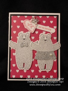 Bear Hugs 2016 SC Occasions Catalog swap