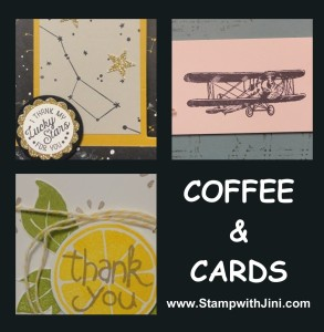 Coffee & Cards Image January 2016