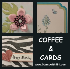 Coffee & Cards image February 2016