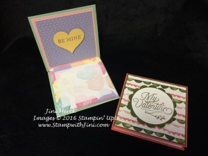 Bloomin Love Post it note holders (3)