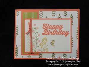 Flowering Fields SC Occasions Swap 2016