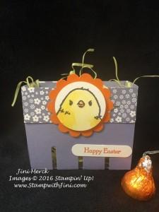 Honeycomb Happiness Mini Berry Basket (2)