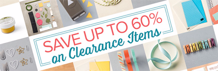 Clearance Rack Banner Image