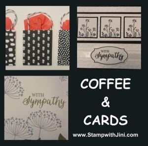 Coffee & Cards Image April 2016