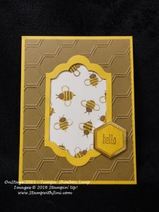 Honeycomb Hello OnStage 2015 Shoebox Swap (2)