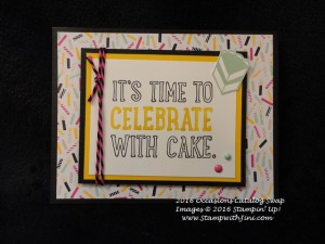 Party with Cake Occasions Catalog Swap SC 2016