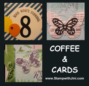 Coffee & Cards Image May 2016