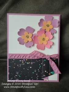 Playful Palette DSP Stamp Divas Swap May 2016