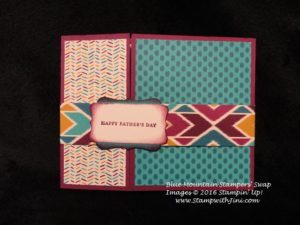 Teeny Tiny Wishes Blue Mountain Stampers May Swap 2016 (2)