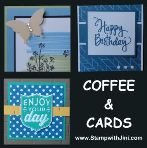 Coffee & Cards image July 2016