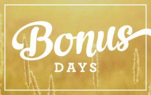 Bonus Day image