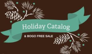 Holiday Catalog Launch image