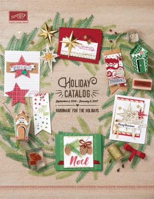 2016 Holiday Catalog image