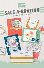 2017 Sale-a-bration Catalog