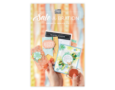 Sale-a-bration 2nd Release items