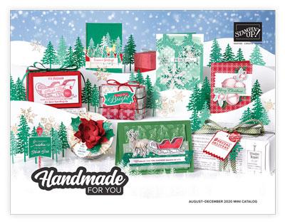 August December Mini Catalog