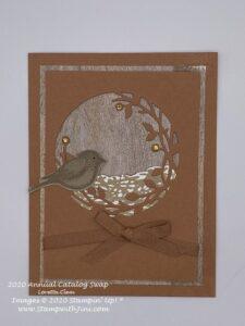 Cinnamon Cider Birds & Branches