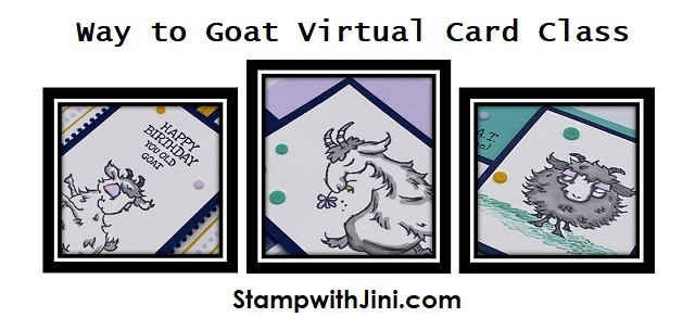 Way to Goat Card Class