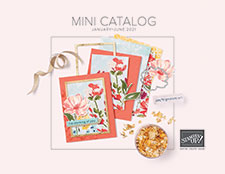 2021 January - June Mini Catalog